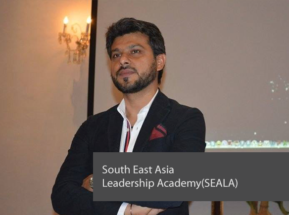 South East Asia Leadership Academy(SEALA) A session and gathering