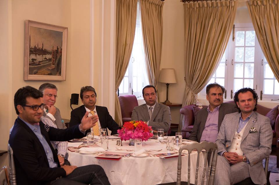 Mosaic Enterprise Challenge Launch with Seed Ventures in Pakistan