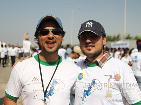 Stimulus Walkathon for Flood Relief 2010 Karachi Pakistan