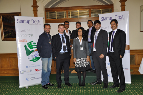 Startup Dosti Business Plan Competition - Official Launch, London