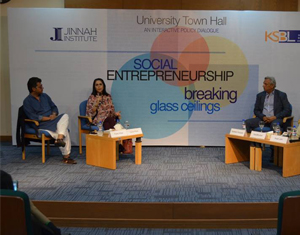 Jinnah Institute's Policy Dialogue on Social Entrepreneurship