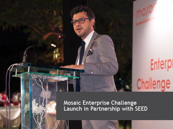 Mosaic Enterprise Challenge Launch in Partnership with SEED