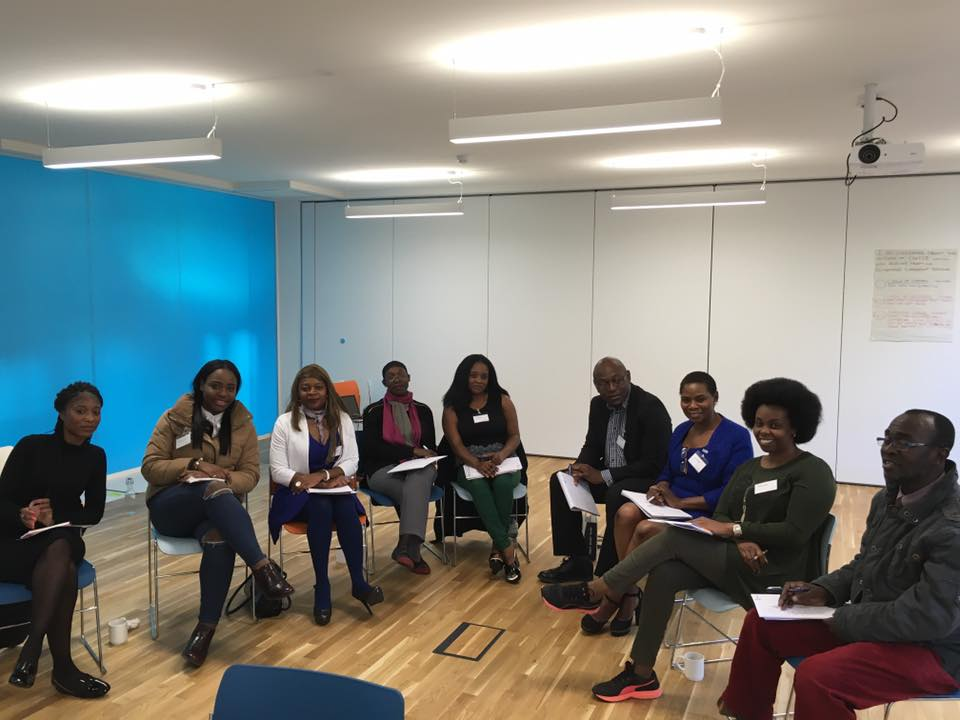 A fantastic session with African diaspora leaders with common purpose on fund raising , scaling up, government and stakeholder engagement and creating a financially viable value proposition - case in example Pakistan - London