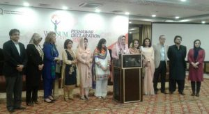SEED signed an MoU with Women Chamber of Commerce and Industry Peshawar Division to promote entrepreneurship for women in KPK